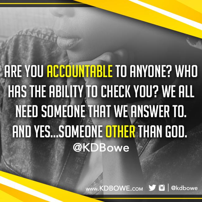Accountable 1