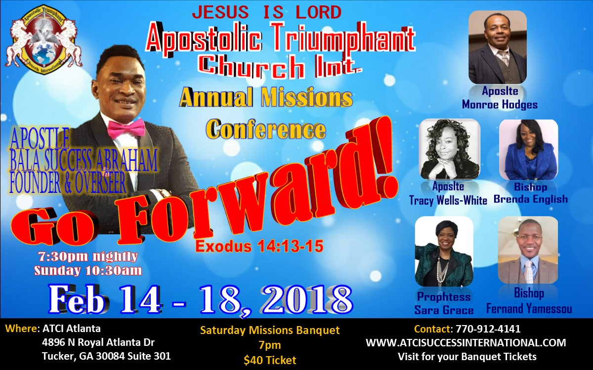 Annual Africa Missions Conference