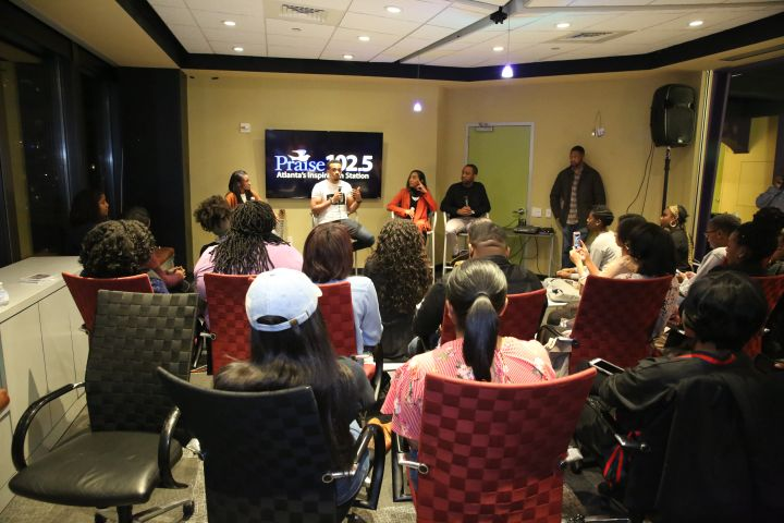 Praise Millenial Event w/ Jonathan McReynolds