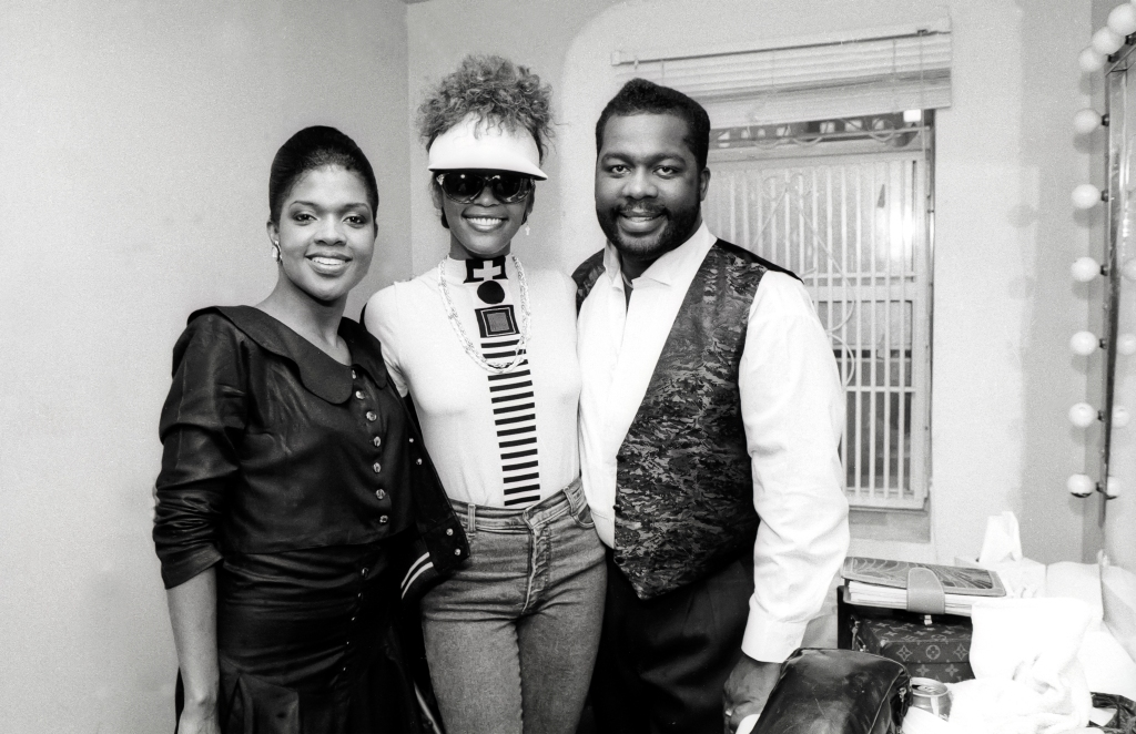 Portrait Of Whitney & The Winans