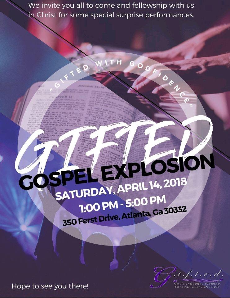 17th Gospel Explosion