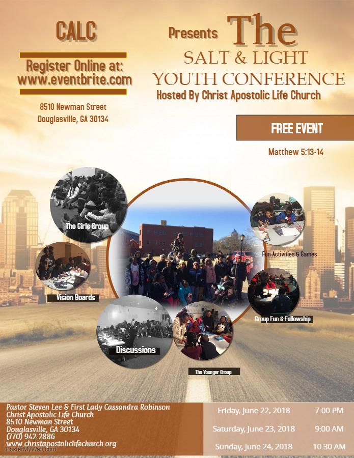 Salt and Light Conference