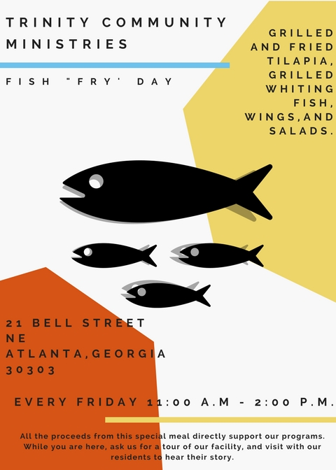 Trinity Community Ministries Fish Fry