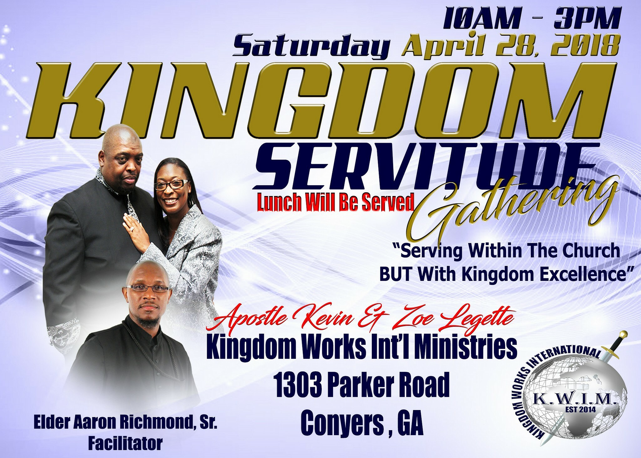 Kingdom Servitude Gathering
