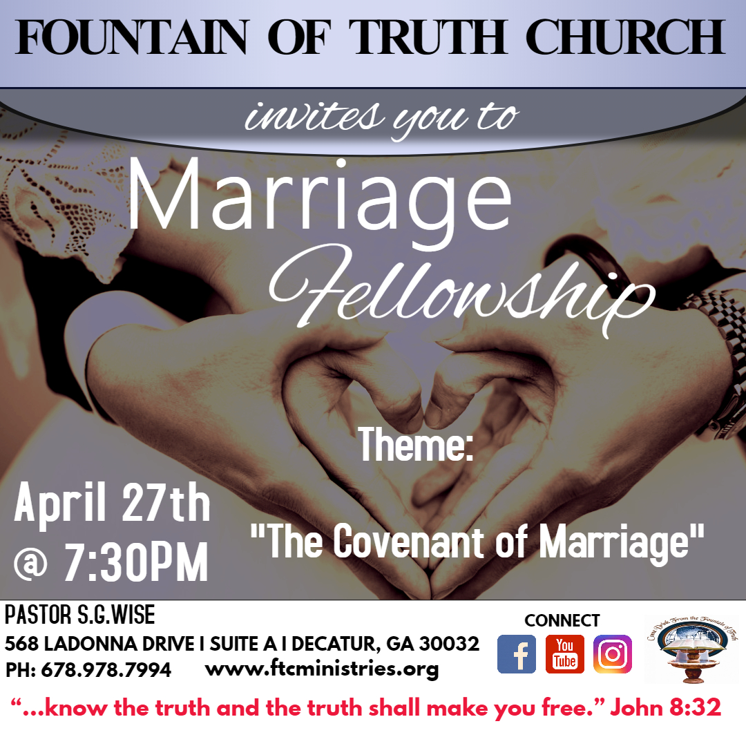 Marriage Fellowship