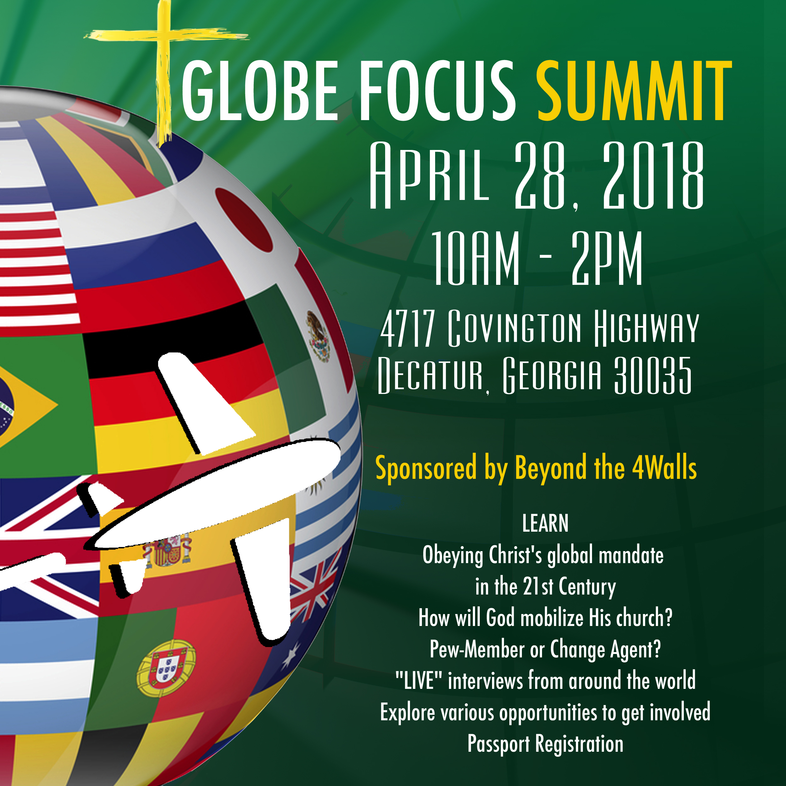 GLOBAL FOCUS SUMMIT