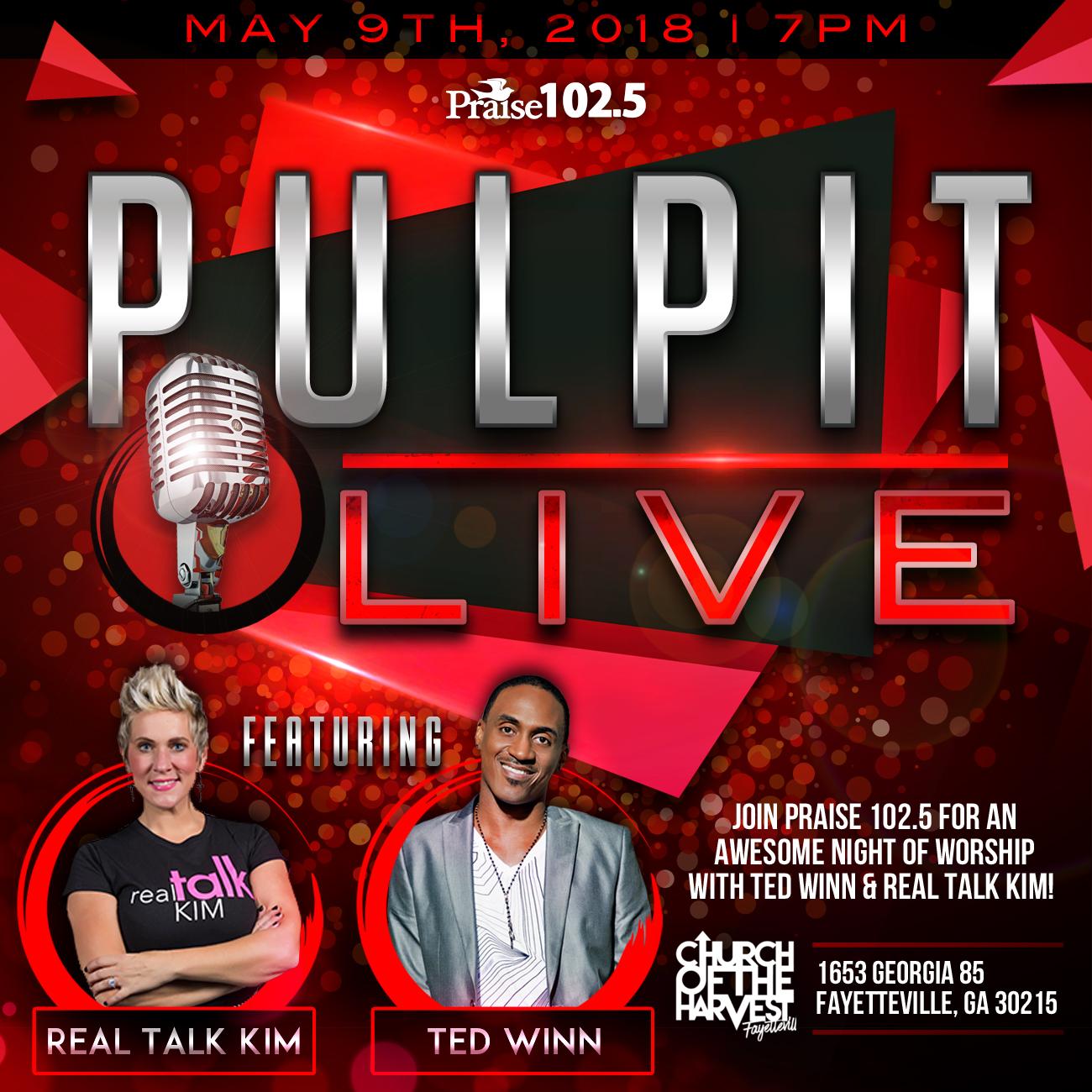 Pulpit Live