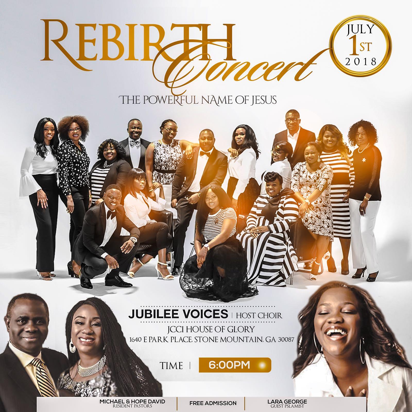 Rebirth Concert
