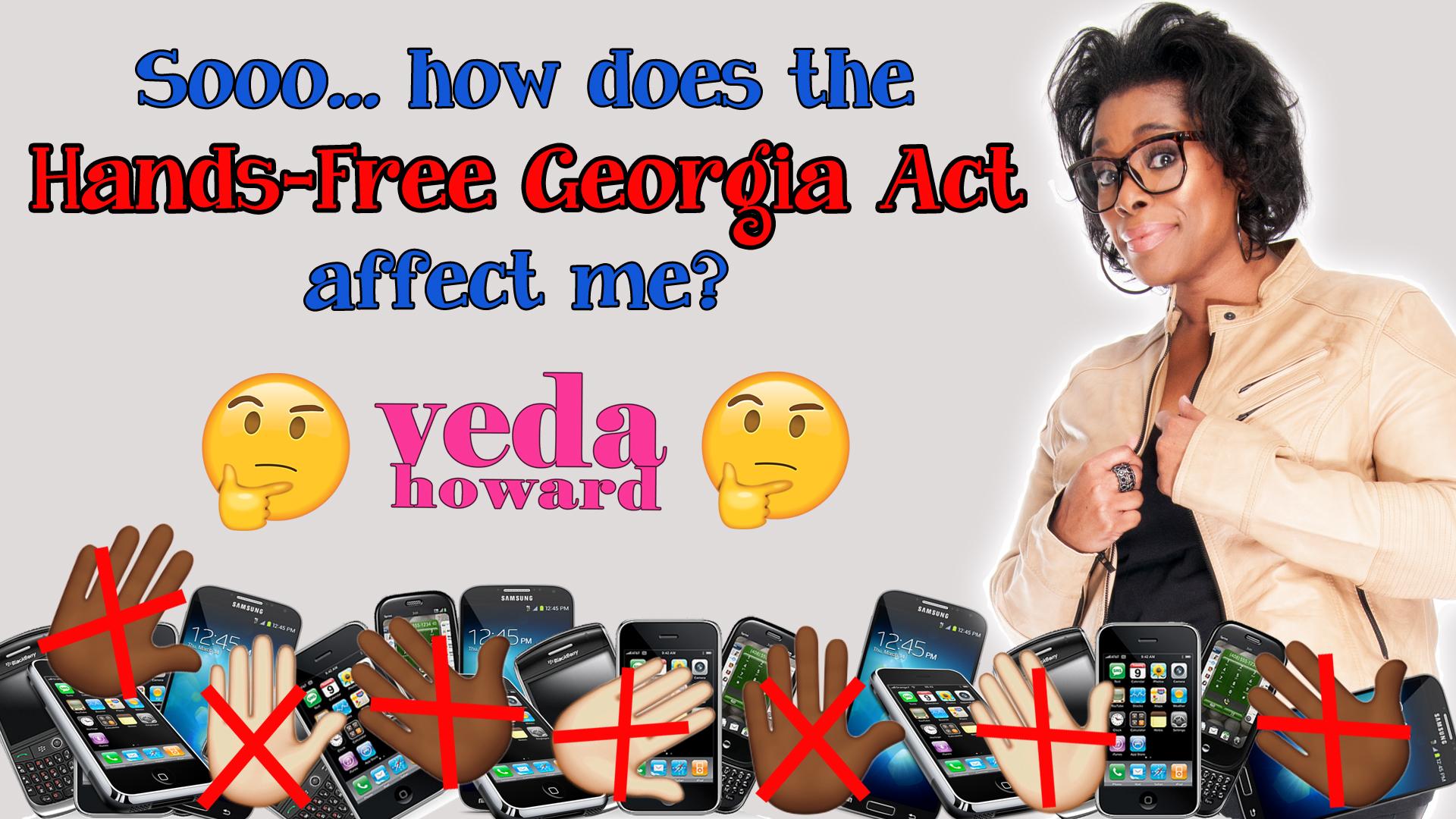 Georgia Hands-Free Act/Veda Howard