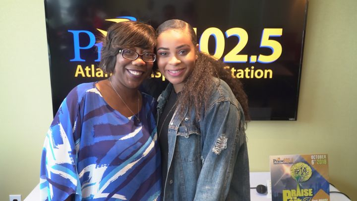 Koryn Hawthorne Meet & Greet 2018