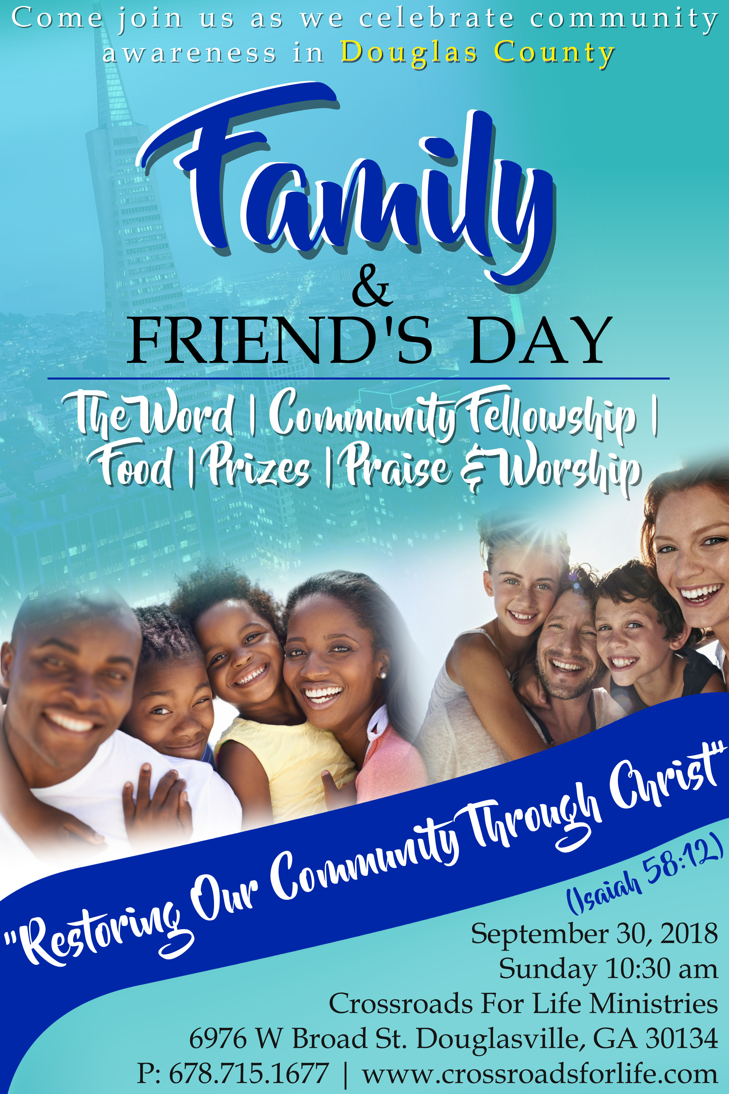 Family and Friends Day