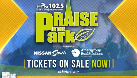 Praise In The Park 2018 Schedule Of Events (BUY TICKETS NOW
