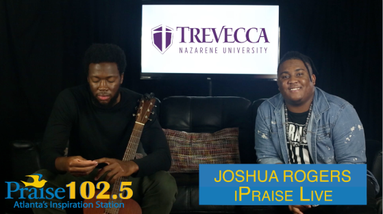 iPraise Live: An Acoustic Set With Joshua Rogers [Exclusive Video]