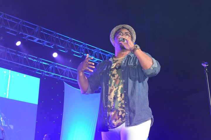 Canton Jones At Praise In The Park 2018
