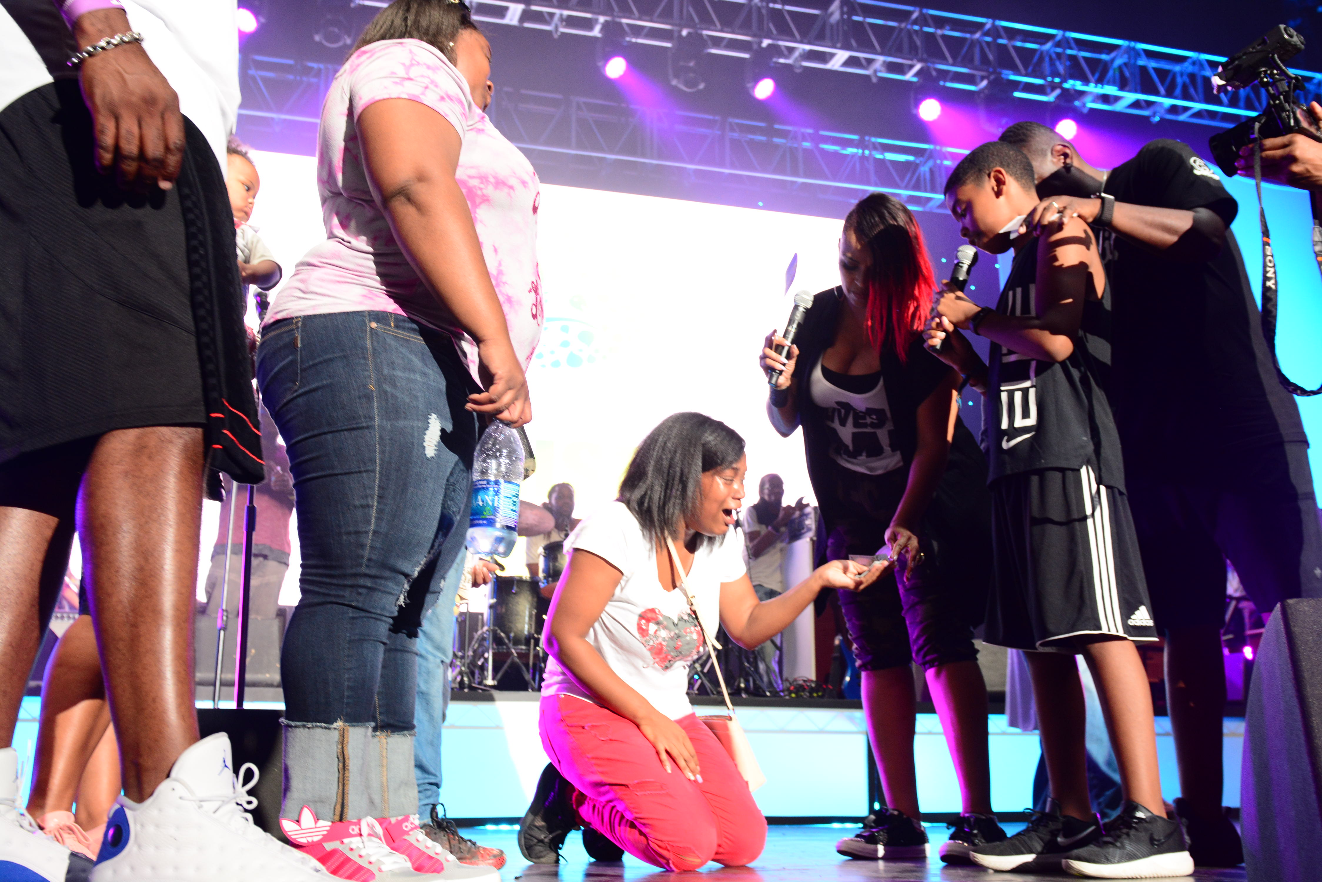 Nissan South Big Blessing | Praise In The Park 2018