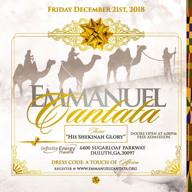 Emmanuel Christmas Concert