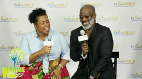 Bebe Winans & Veda Howard