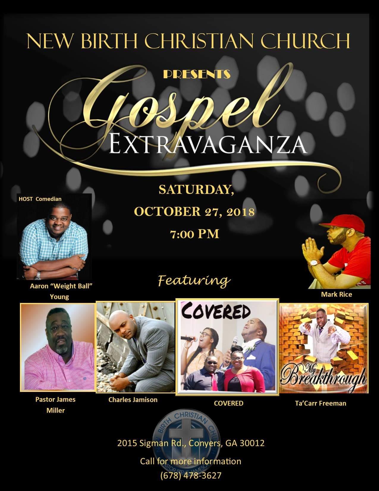 New Birth Gospel Extravaganza