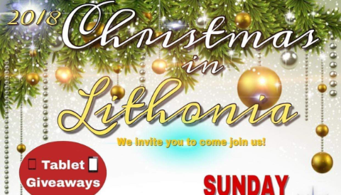 Christmas in Lithonia