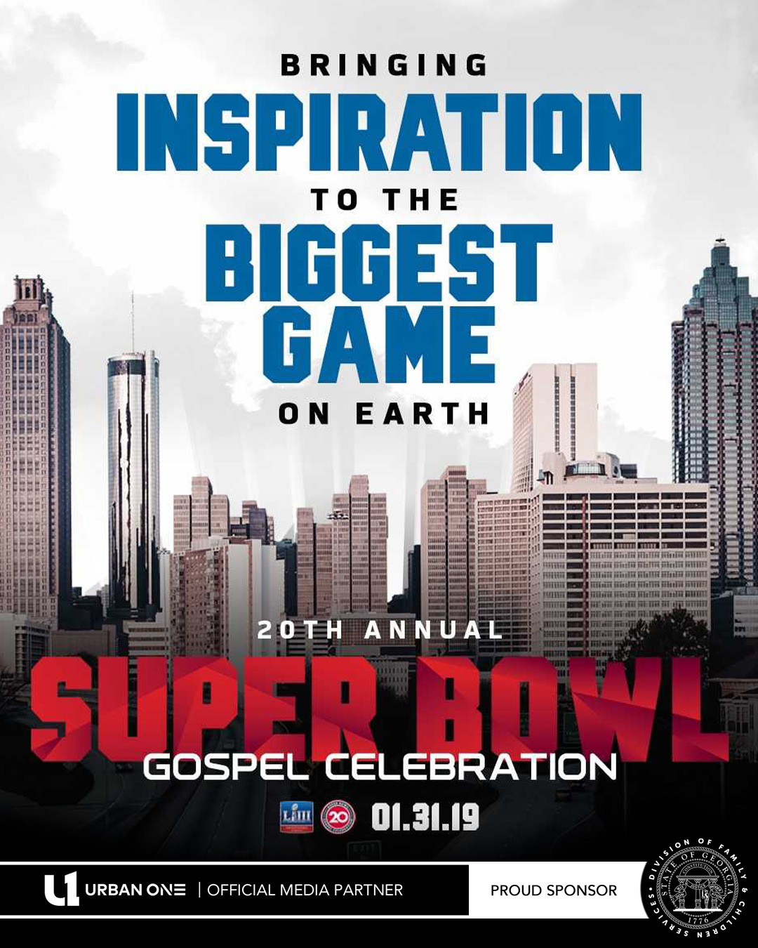 20th Annual Super Bowl Gospel Celebration