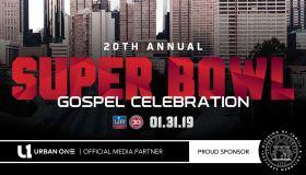 20th Annual Super Bowl Gospel Celebration
