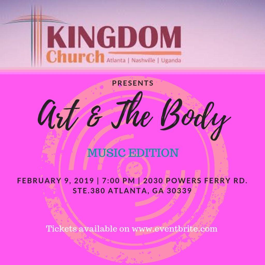 Art & The Body