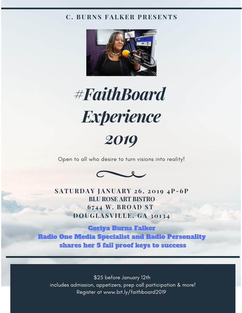 FaithBoard Experience
