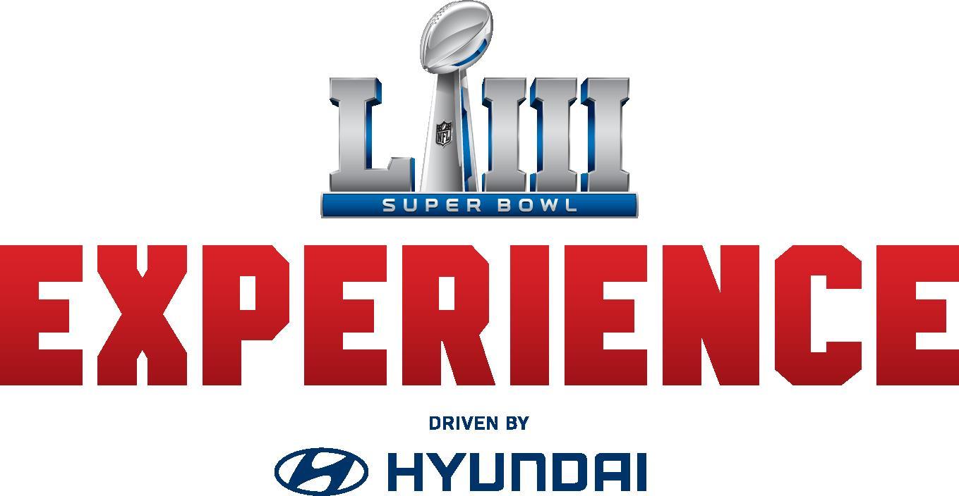 SUPER BOWL EXPERIENCE driven by Hyundai