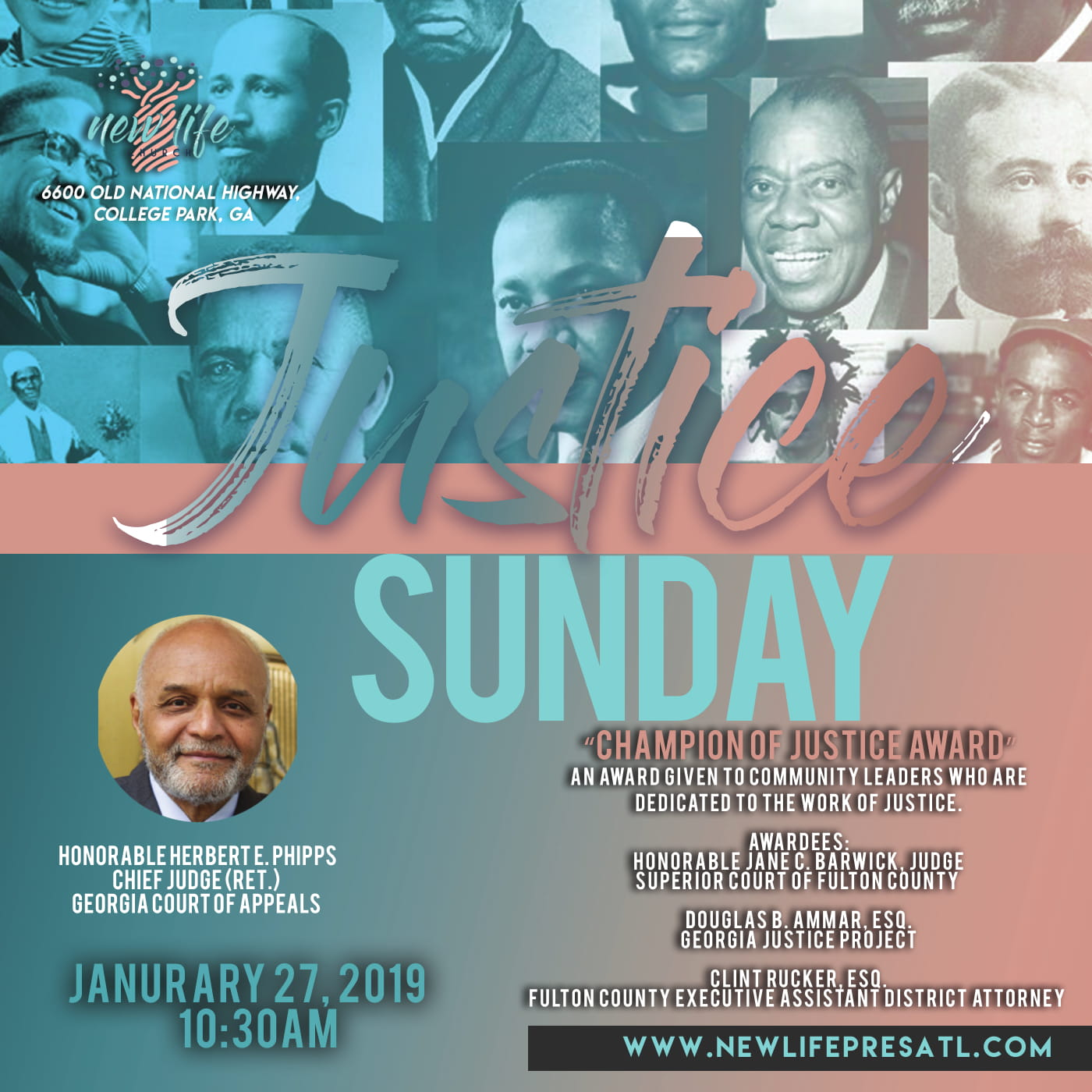 Justice Sunday