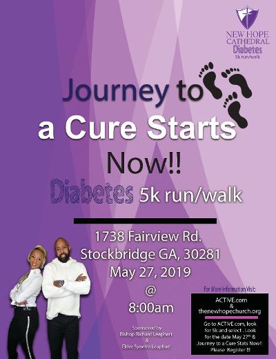 Journey to a cure