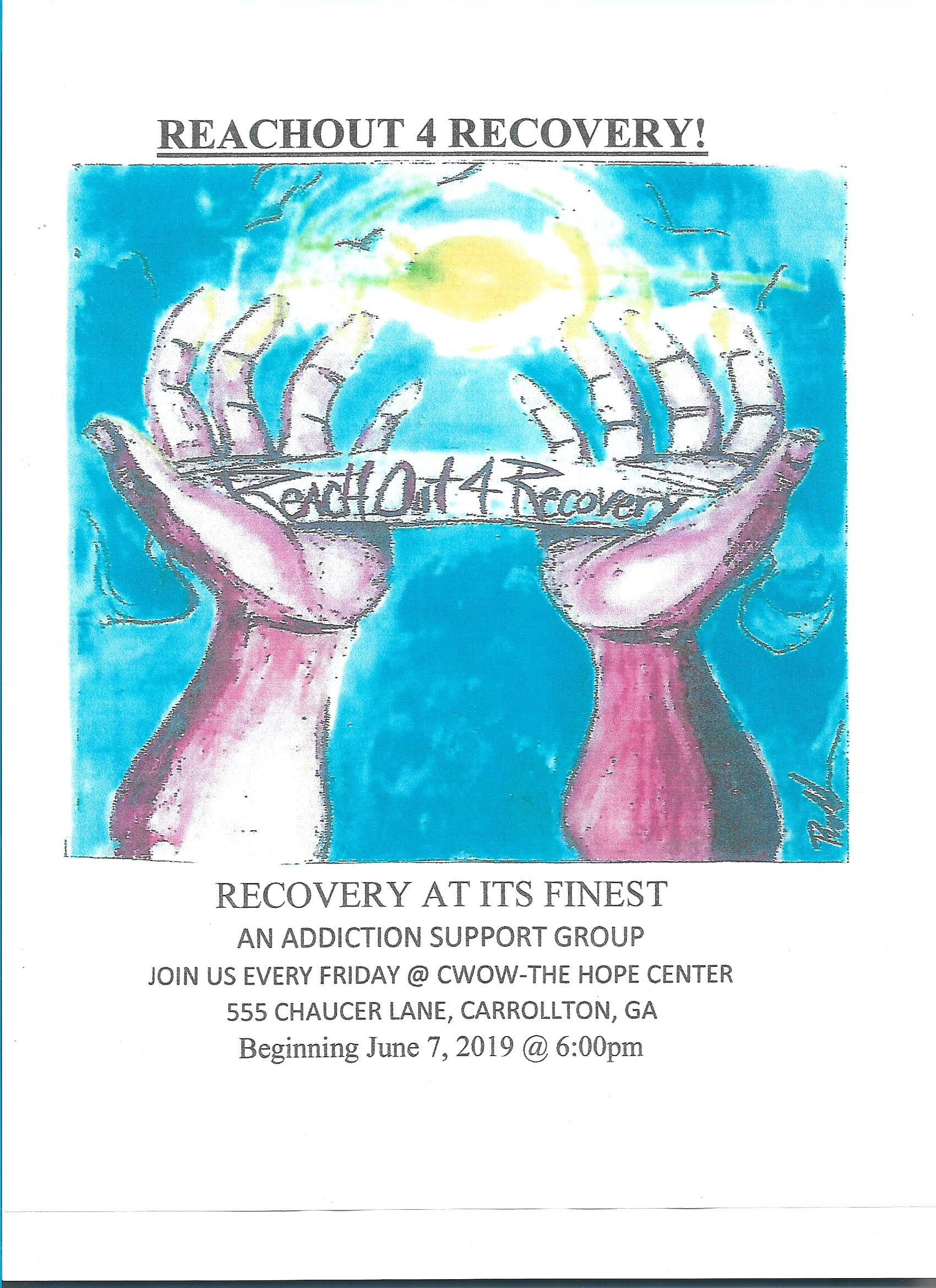 Reachout 4 Recovery