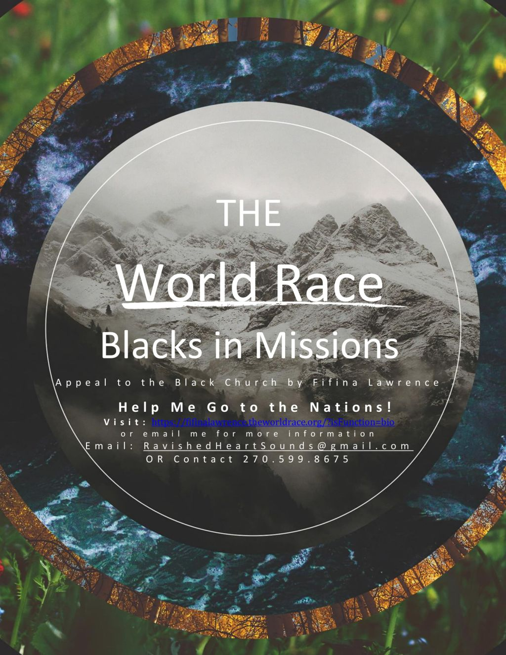 Blacks in Missions | MyPraise 102 5, Atlanta, Inspiration, Gospel
