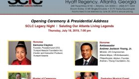 National SCLC Convention