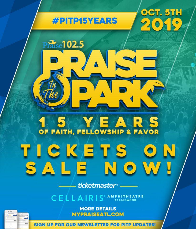 Praise In The Park 2019