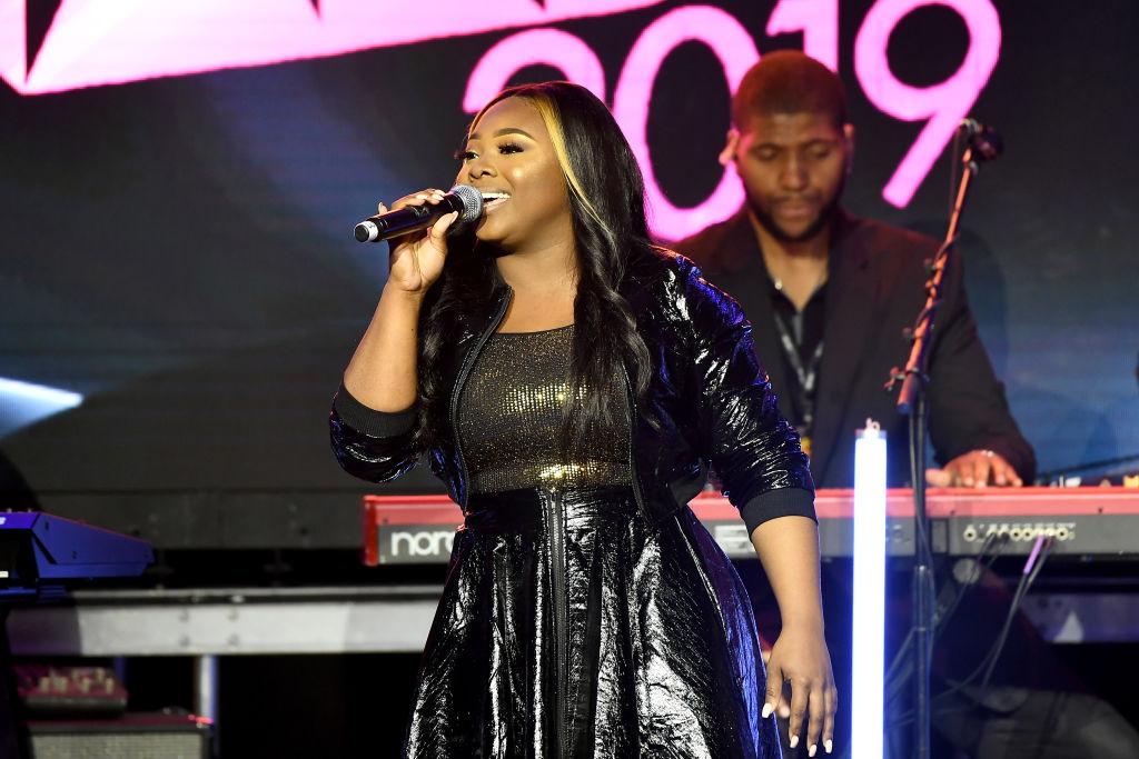 Jekalyn Carr To Record Her Album At Praise In The Park In Atlanta