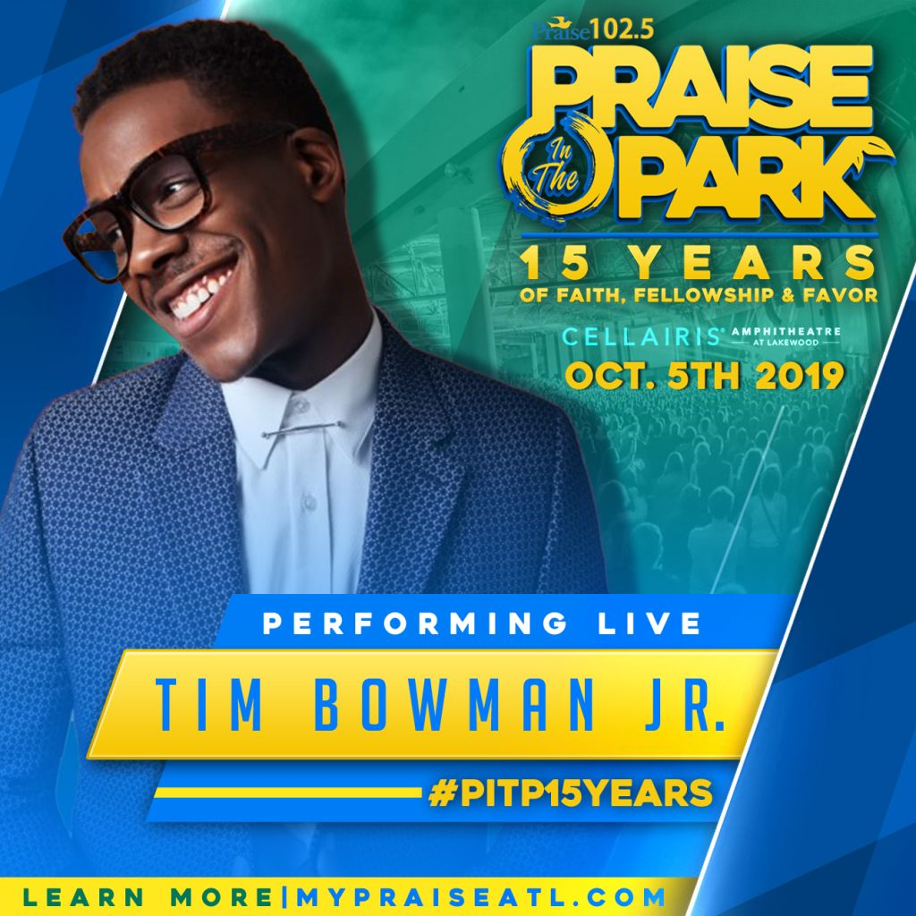 Praise In The Park 2019 Artists
