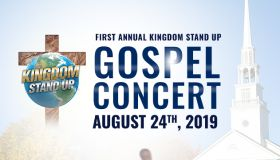 Kingdom Stand Up: First Annual Gospel Concert