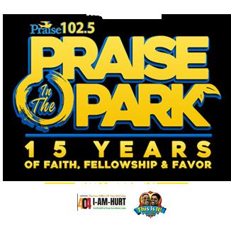 Praise In The Park 2019 sponsor logo