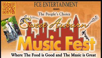 Sweet Auburn Music Fest