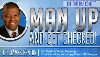 Man Up And Get Checked With KD Bowe