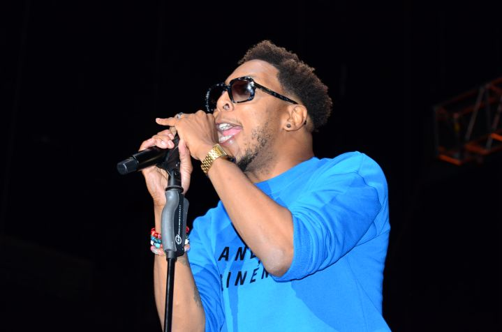 Deitrick Haddon Praise In The Park 2019