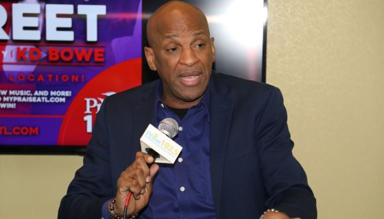 Donnie Mcclurkin Talks About Loving His Parents Even Through Abuse [Exclusive Video]