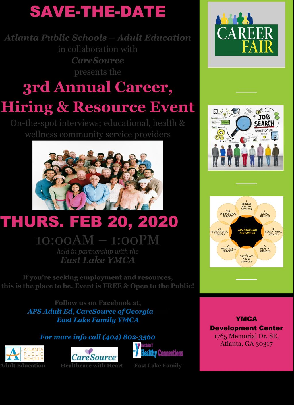 Adulted Resource Event