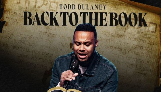 """Todd Dulaney Drops New EP """"The Book"""" [NEW MUSIC]"""