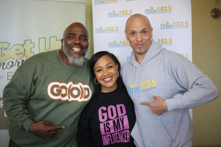 Erica Campbell Meet & Greet