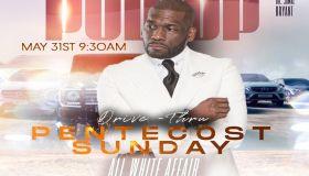 New Birth Church | Drive Thru All White Affair Pentecost Sunday