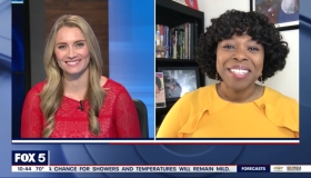 Veda Howard on FOX 5's Good Day Atlanta
